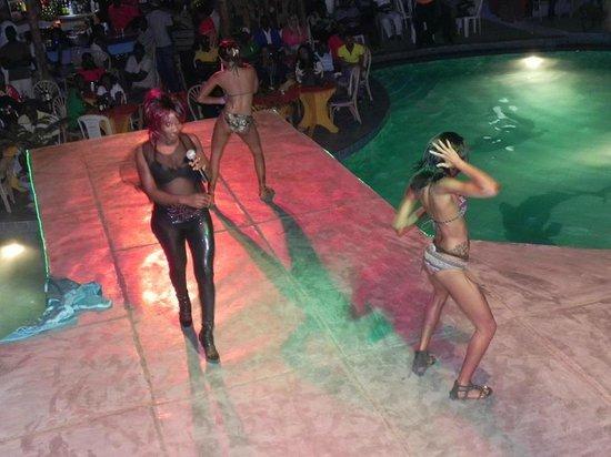 Night out at Club Lambada International, Mtwapa