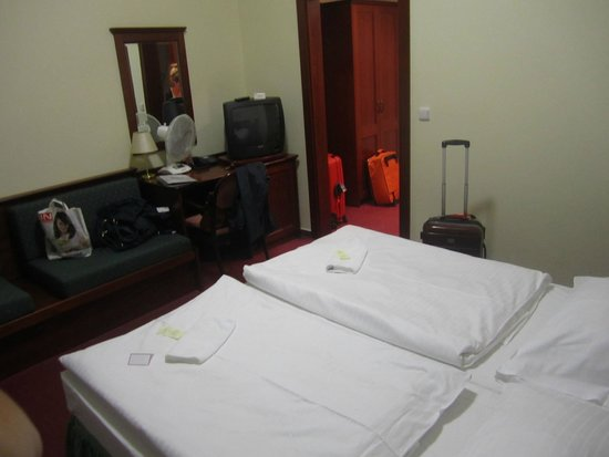 Hotel Lunik: Habitacion doble