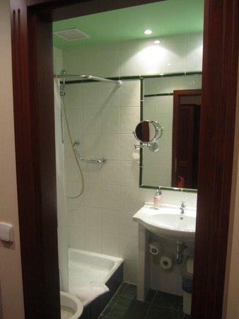 Hotel Lunik: Baño