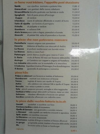 Bagnolo Mella, Italia: listino