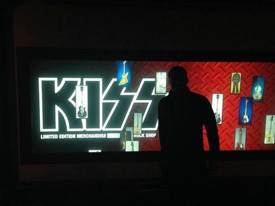 Hard Rock Cafe : Led 3D