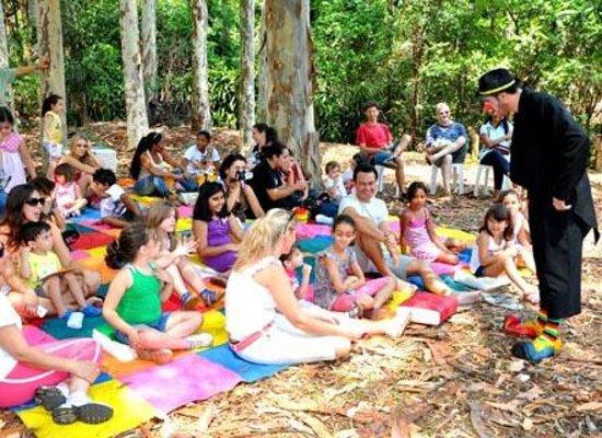 Zoologico de Americana: Festividades do Dia da Criança