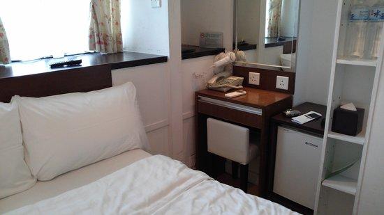 Bridal Tea House Hotel Hung Hom - Winslow Street : 部屋2