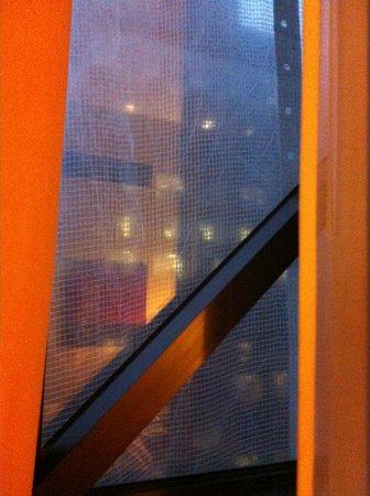 InterContinental Milwaukee: Film that banged on window all night