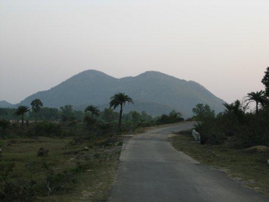 Biharinath Hill: Around Biharinath