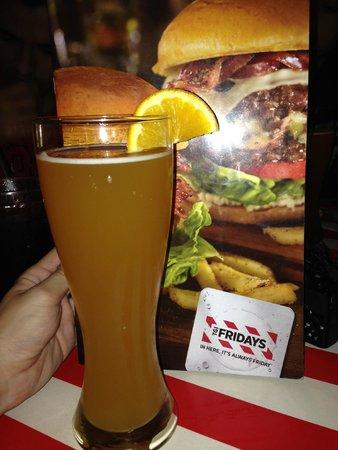 TGI Fridays : Cerveja