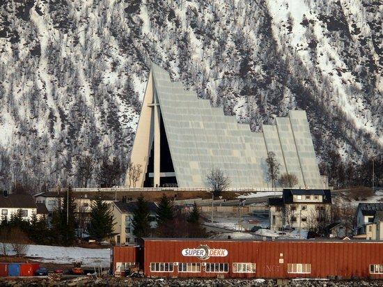 Eismeerkathedrale (Ishavskatedralen): Собор