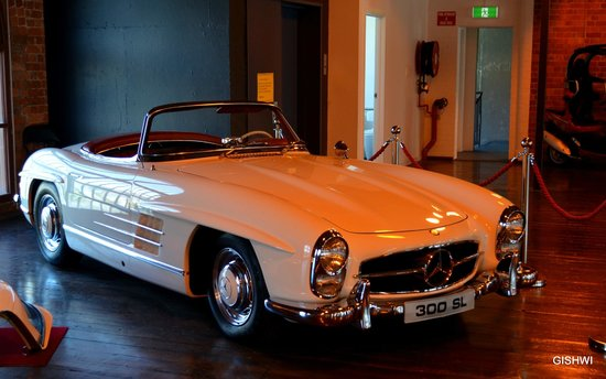 Nice Fox Classic Car Collection: Mercedes Benz 300SL Roadster