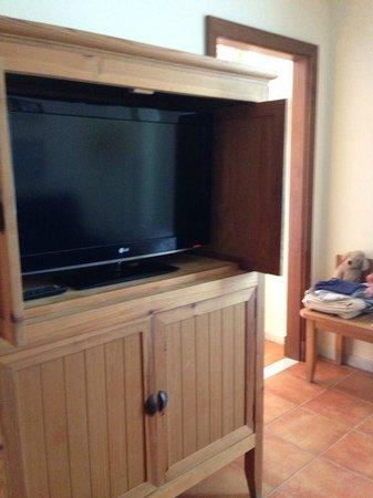 Hotel Fuerte Conil - Costa Luz: TV sala estar