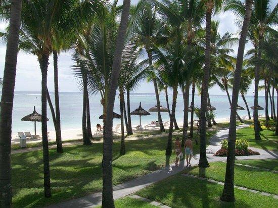 Sugar Beach Golf & Spa Resort: magnifique vue