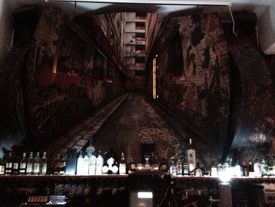 Tantalo Hotel / Kitchen / Roofbar : Bar