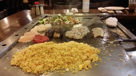 Sakura Japanese Steak and Seafood House