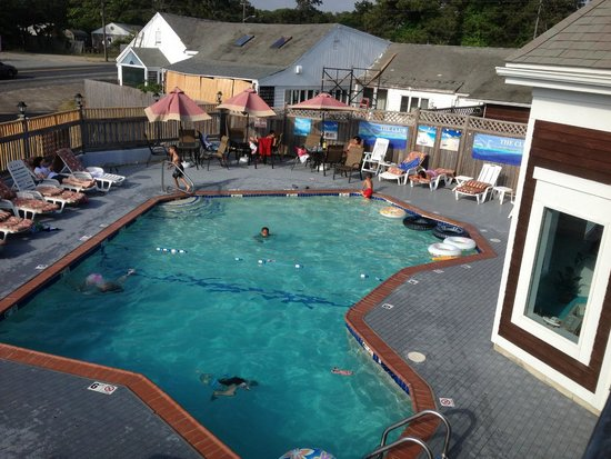 The Club at Cape Cod: outdoor pool
