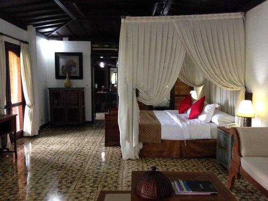 MesaStila Resort and Spa: My room