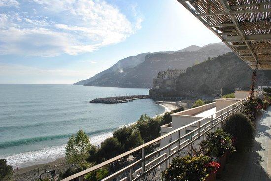 Hotel Panorama: Panoroma dallla terrazza