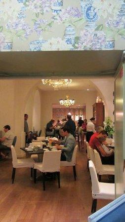 Hotel Le Royal Lyon - MGallery Collection : Sala della colazione