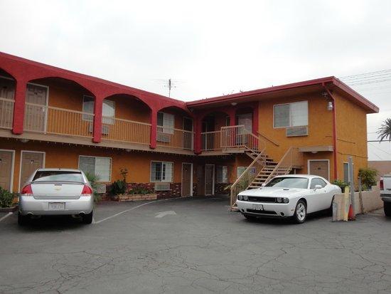 Hyde Park Motel : Esterno motel