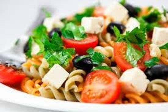 Pizza Tree: deliciosas ensaladas de pasta