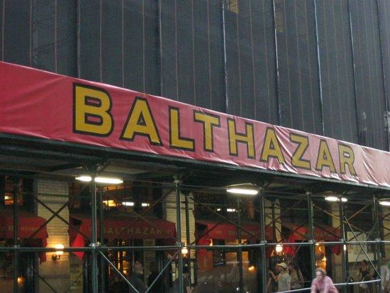 Balthazar : 12$ por una simple cerveza....