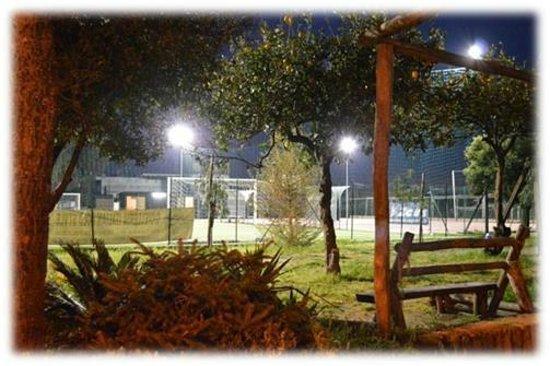 Monte Di Procida, Italie: Un piccolo polmone verde