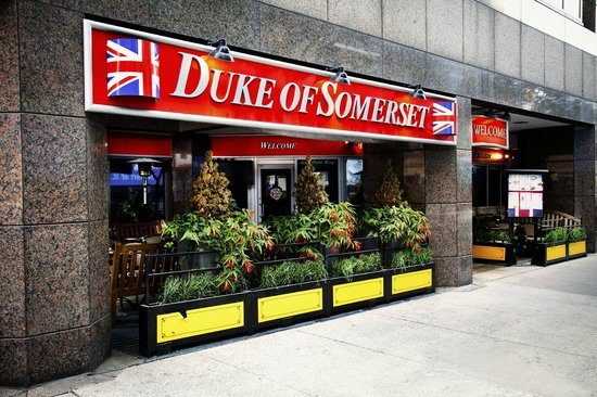 Duke of Somerset