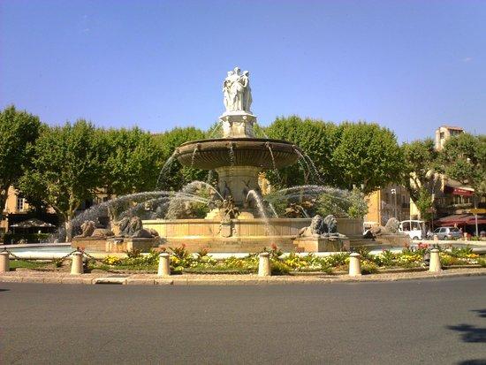 Hotel Saint Christophe : The Rotunde
