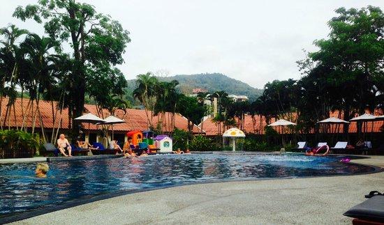 Deevana Patong Resort & Spa : Piscina Spa
