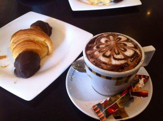 Masvidal: Cappuccino e brioche