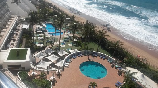uMhlanga Sands Resort : view from our room
