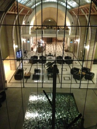 Continental Hotel Budapest: View from Room 124