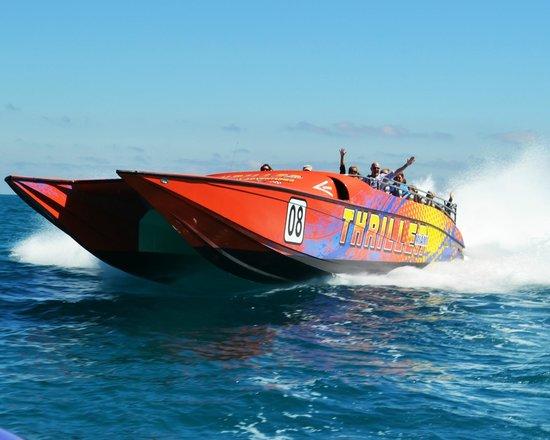 Thriller Miami Speedboat Adventures : Our 2nd Vessel!