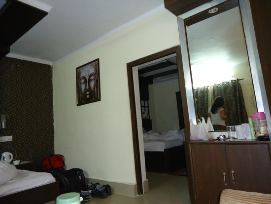 Hotel Mongas: Family suite troom