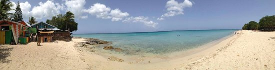 Welcome to Rhythms at Rainbow Beach Bar & Restaurant in Frederiksted St. Croix!