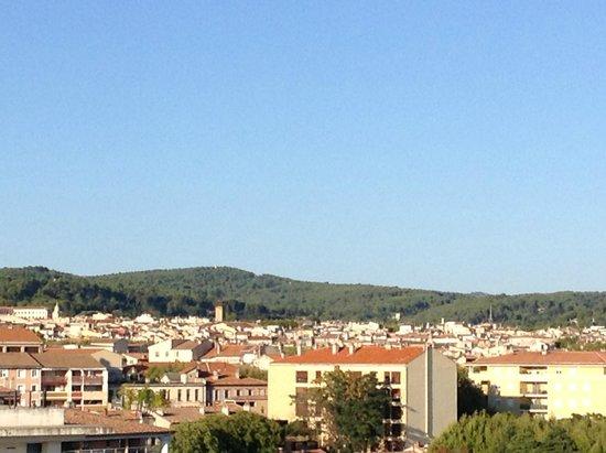 Renaissance Aix-en-Provence Hotel : room with a view