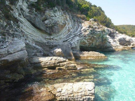 Messonghi Beach Resort : Blue lagon