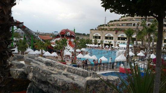 Crystal Sunset Luxury Resort & Spa: Otel Genel Alanlar