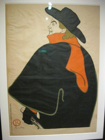 The Museum of Modern Art (MoMA) : Lautrec