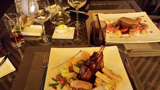 Restaurant le 45: Dinner