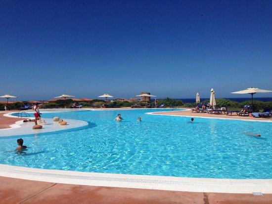 Hotel Relax Torreruja Thalasso & Spa : Piscina