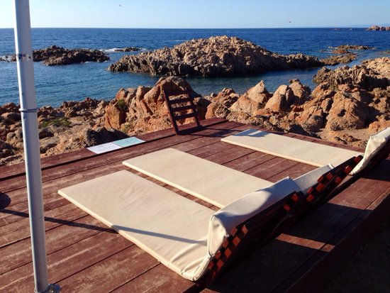 Hotel Relax Torreruja Thalasso & Spa : Piattaforme