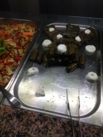 Doreta Beach Hotel : Fowl food