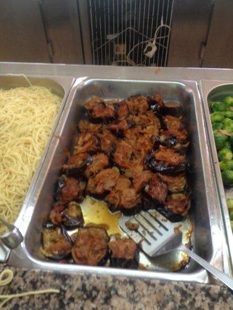 Doreta Beach Hotel : Horrendous food