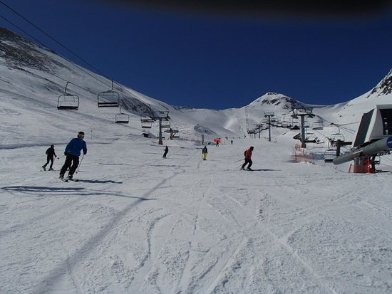 Circuit Cyclotourisme 10: Vallnord Arinsal : Skiing in Arinsal, Andorra