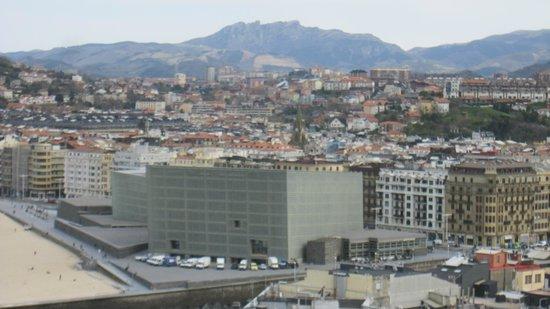 Kursaal : El edificio y su entorno