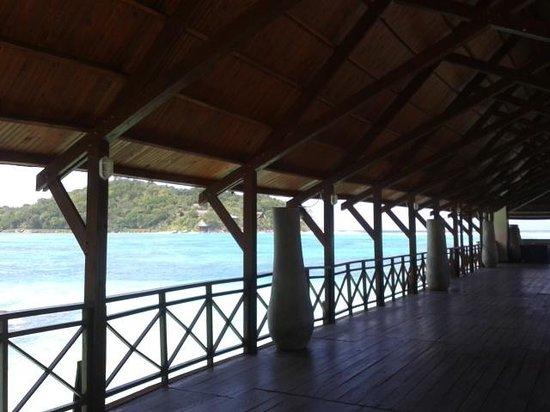 New Emerald Cove: pontile