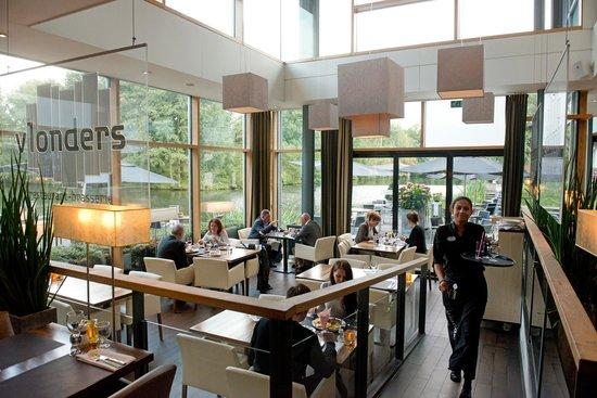 Hotel Mitland: Restaurant Vlonders