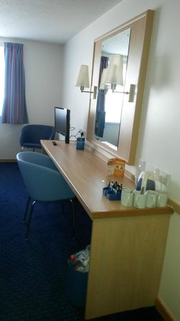Travelodge Oxford Peartree Hotel: Room Interior