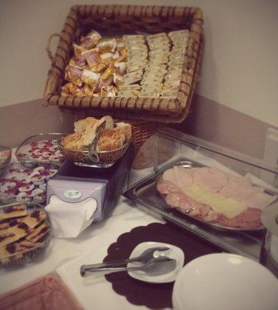 Hotel Elena: la colazione