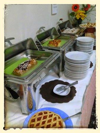 Hotel Elena: colazione
