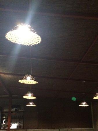 La Taverna dei Gabbiani: Le luci..
